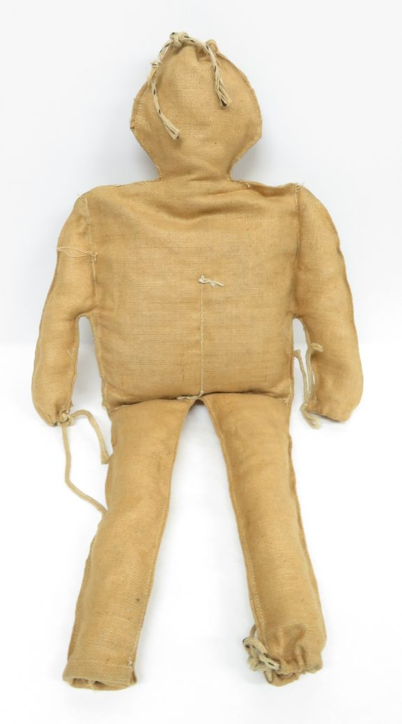 1985/067 Decoy dummy, 'Rupert', of the type used to confuse German defences on D-Day.