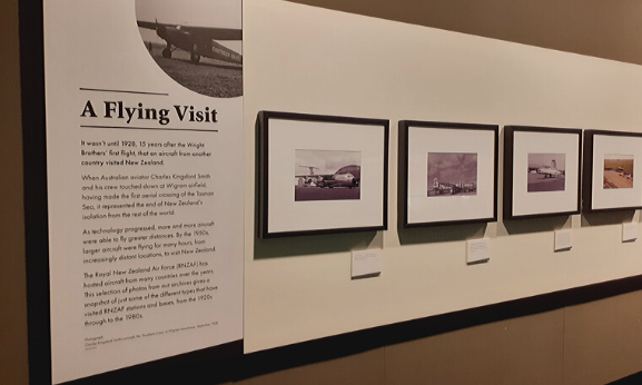 A Flying Visit_photo wall_Web
