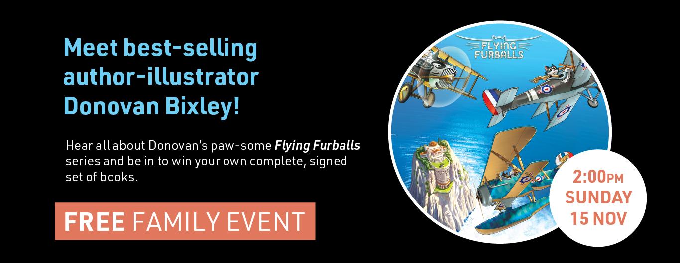 Flying Furballs webslider 2