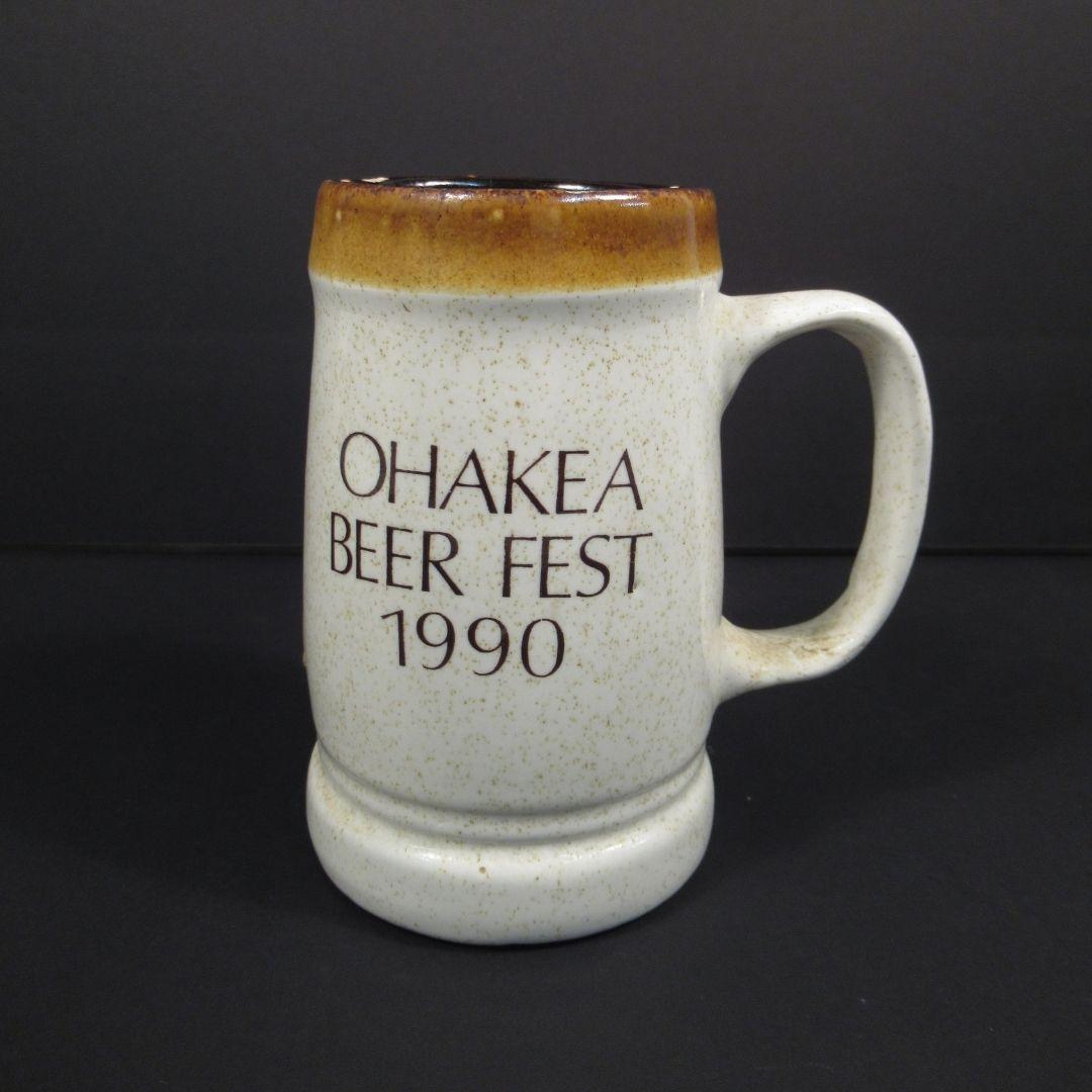 beer-stein-ohakea-beerfest-1990